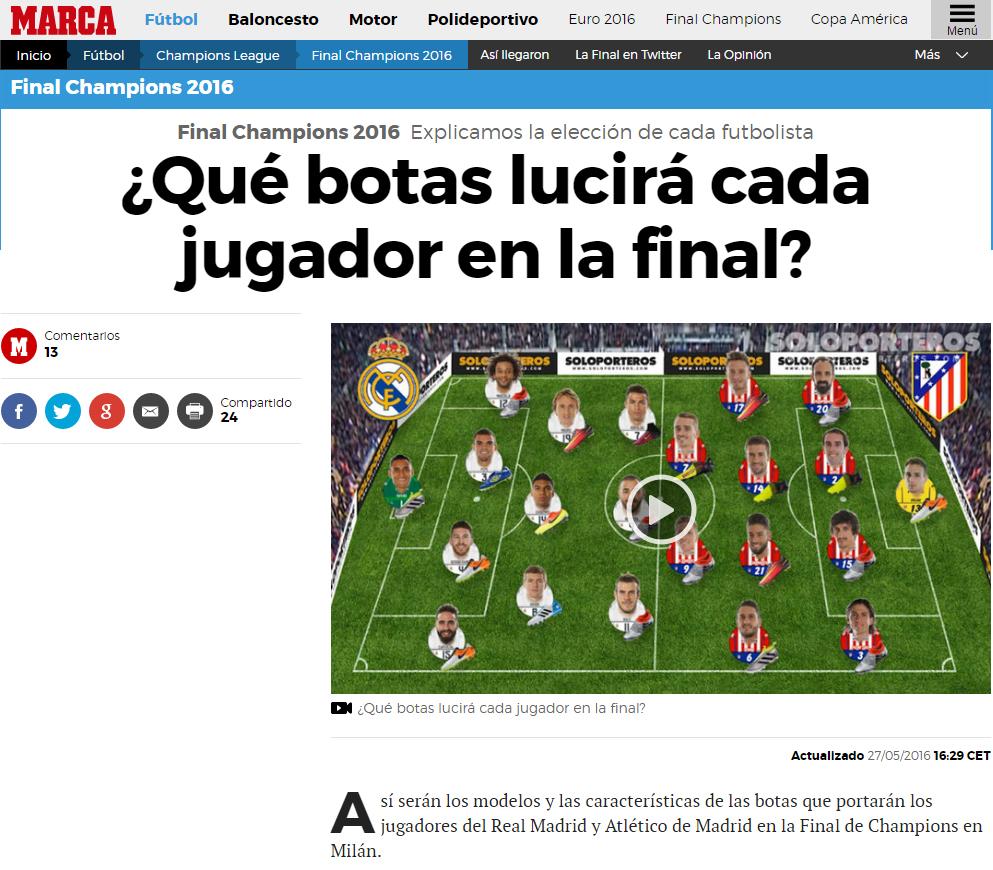 imagen de la web de Marca.com